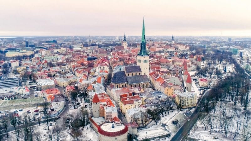 Tallinn Winter: The Ultimate Guide To Visiting Estonia!