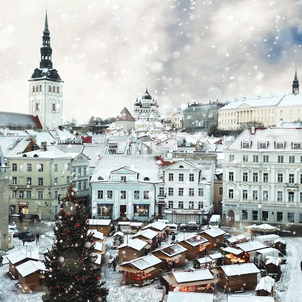 Tallinn Christmas Market: The Ultimate Guide To Visiting