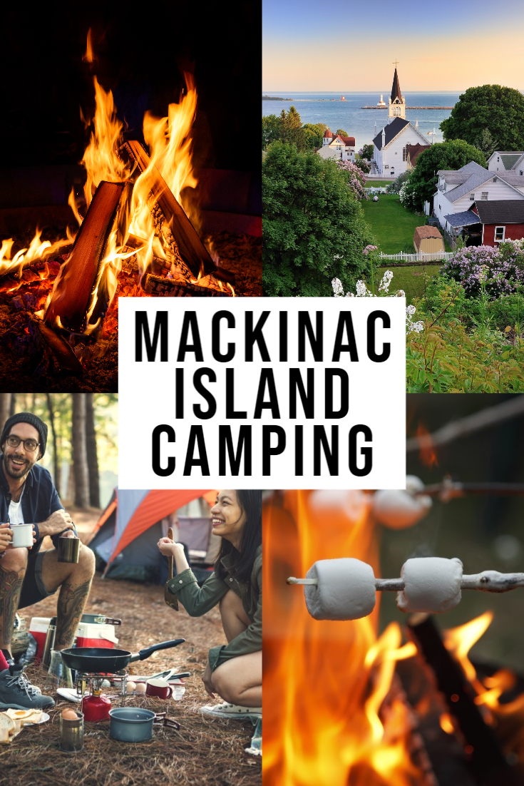 mackinac island camping