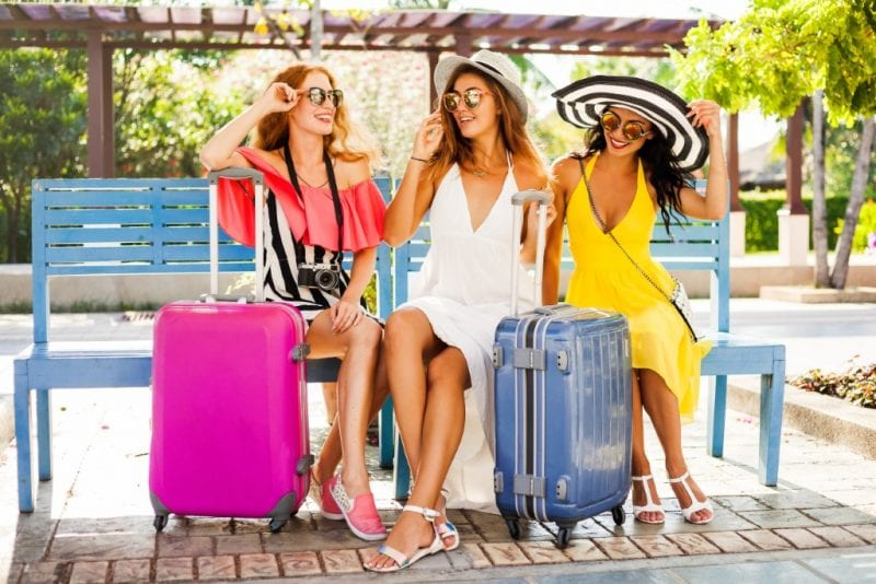The Best Girls Trip Destinations Around The World
