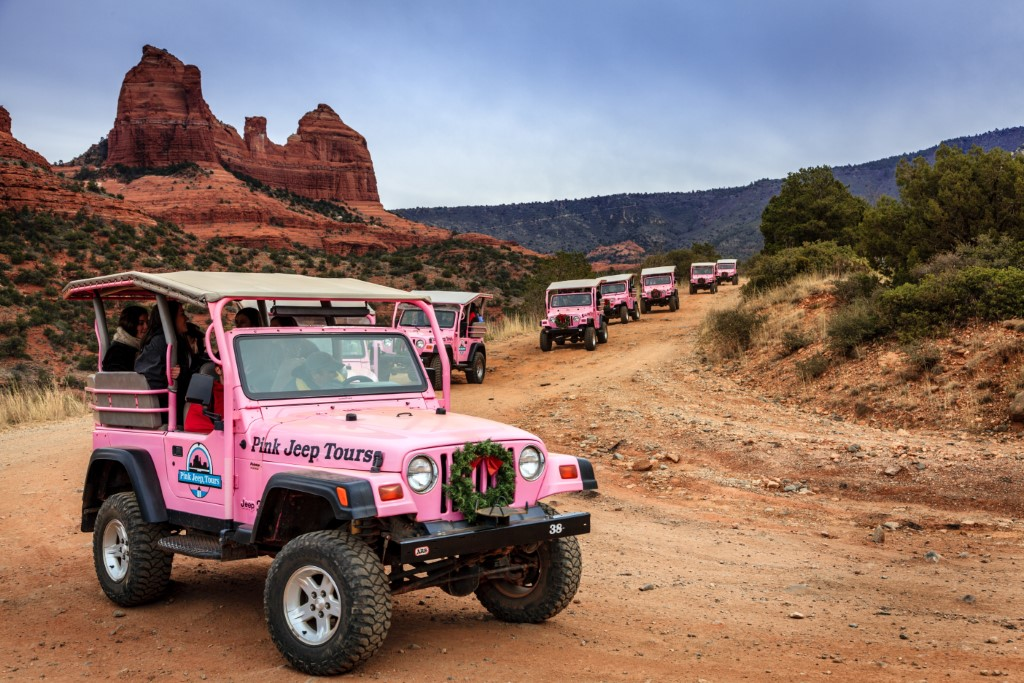 Pink Jeep Tours: Picking The Right One For Your Trip In Sedona