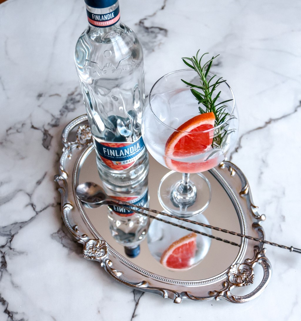 Transporting To Finland Through Cocktails